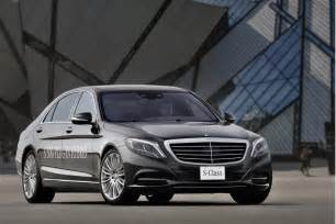 Mercedes In Hybrid Mercedes S500 In Hybrid 0 60 In 5 5 Seconds And