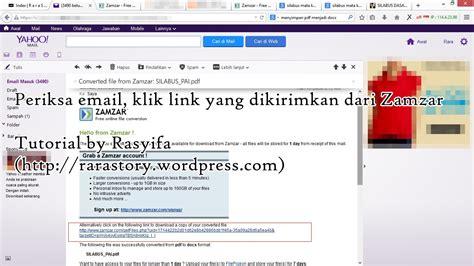 converter word ke pdf tutorial cara mudah merubah file pdf ke file microsoft