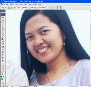 cara edit foto wajah di photoshop ghandrix cara edit foto