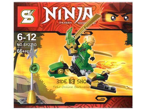 Lego Sy 705d Ninjago Kendaraan jual lego sy ninjago lloyd robot burung sy221d masters of