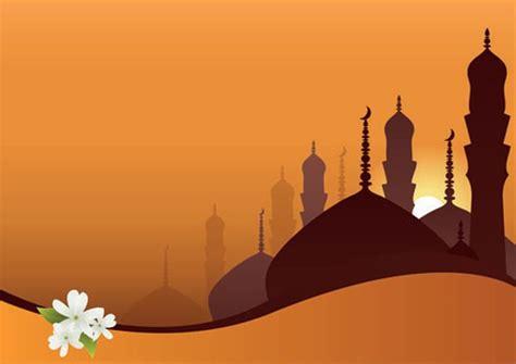 design background ramadan ramadan background landscape vector silhouette webbyarts