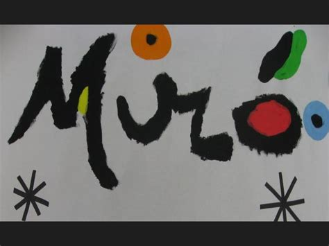nombres de cuadros de miro ranking de 10 obras claves de joan mir 211 listas en