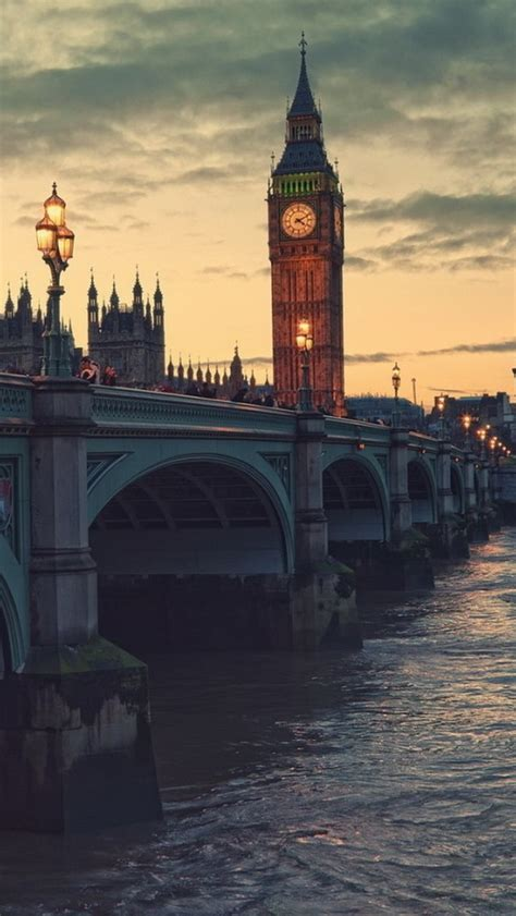 themes for london london at dusk wallpaper for iphone 5 iphone wallpapers