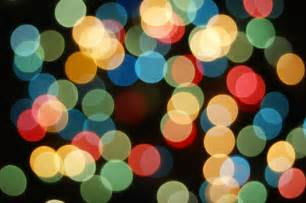 Colored Christmas Tree - multi color bokeh by rainbowcreativity on deviantart