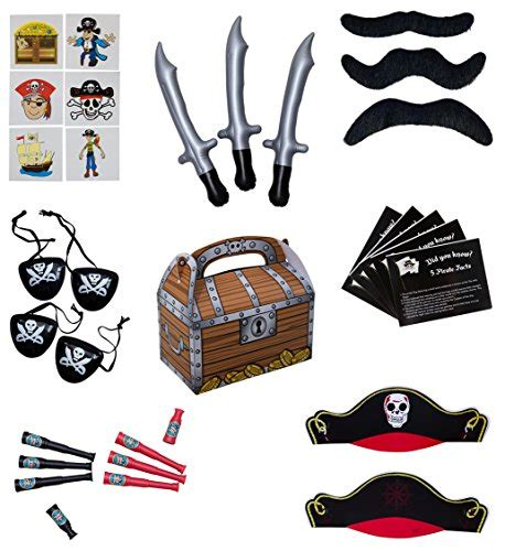 kores tattoo paper 757170712515 upc pirate party supplies and pirate favor