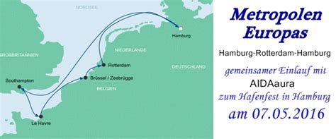 aida cruises benennt den kapit 228 n f 252 r die 220 berf 252 hrungsfahrt - Aidaprima Metropolen Europas