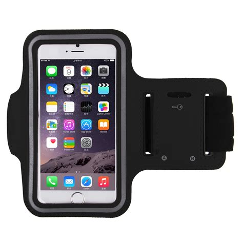 Sports Armband For Iphone 6 Plus 7 Plus 8 Plus running sports armband cover fr iphone 6 plus 5 5 quot iphone6 4 7 quot ebay