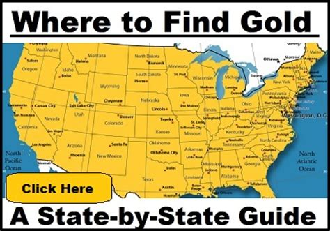where to buy a map of the united states gold prospecting state by state