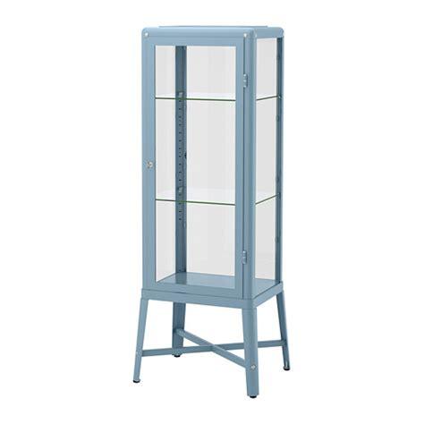fabrikor ikea fabrik 214 r glass door cabinet blue ikea