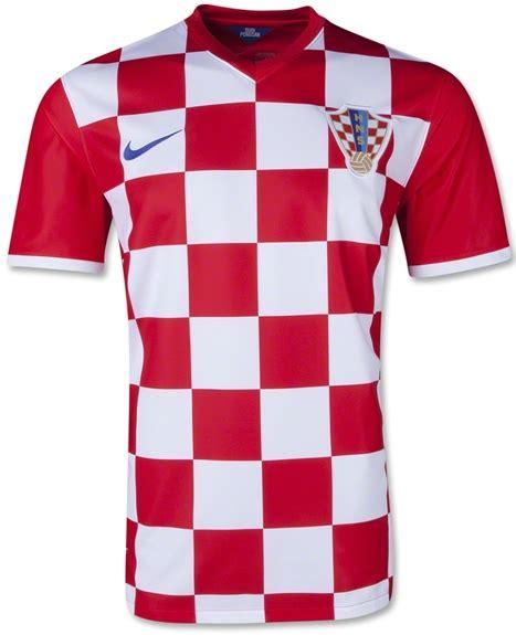 Jersey Grade Ori Kroasia 2016 jersey kroasia home world cup 2014 dinamit sport
