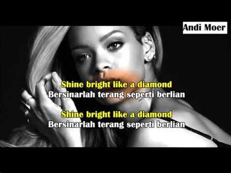 tattooed heart lirik terjemahan rihanna diamonds cover by bri heart lirik dan terjemahan