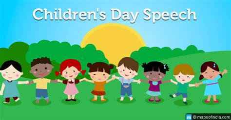S Day Speech Children S Day Speech For Students And Teachers My India