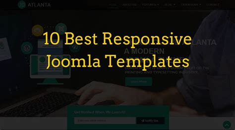 10 best responsive joomla templates adwock com