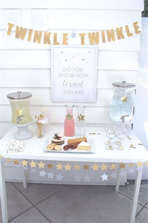 creative food tables and baby shower desserts on pinterest