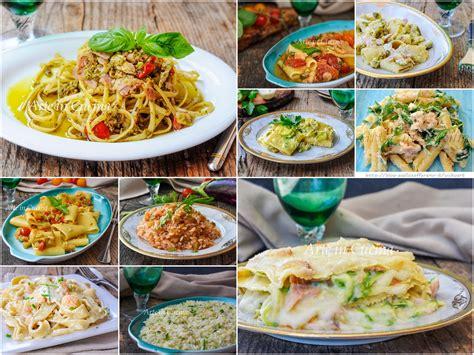 Cucina Facile E Veloce Primi Piatti Primi Piatti Cremosi Facili E Veloci Ricette Per Pranzo O Cena