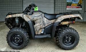 Honda Four Wheeler Accessories 2016 Rancher 420 Dct Irs Eps Atv Review Specs Price