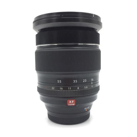 Fujifilm Lens Xf 16 55mm F2 8 R Lm fujifilm 16 55mm f2 8 r lm wr xf fujinon isell