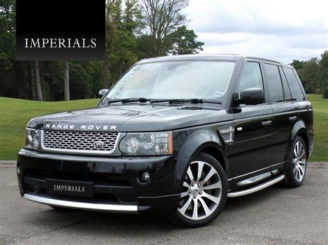 2010 range rover autobiography for sale 2012 range rover sport supercharged autobiography for sale