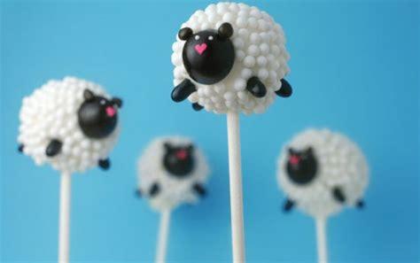 Basic Cake Decorating Sheep Cake Pops Recipe Goodtoknow