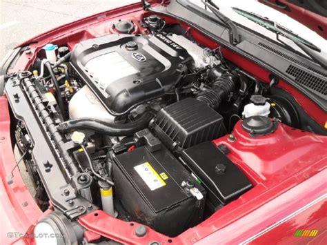 2 4 L Kia Optima Engine 2006 Kia Optima Lx 2 4 Liter Dohc 16 Valve 4 Cylinder