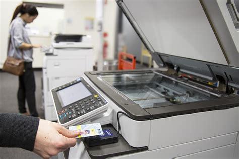 Printer Fotocopy printing uts library of technology sydney