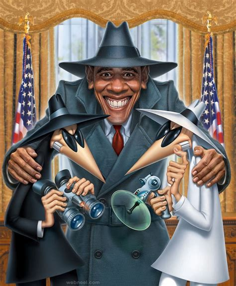 mad magazine obama cover 25 beautiful digital art works and illustrations by mark