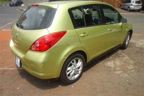 nissan tiida 2008 gold 2008 nissan tiida hatch 1 6 acenta cars for sale in