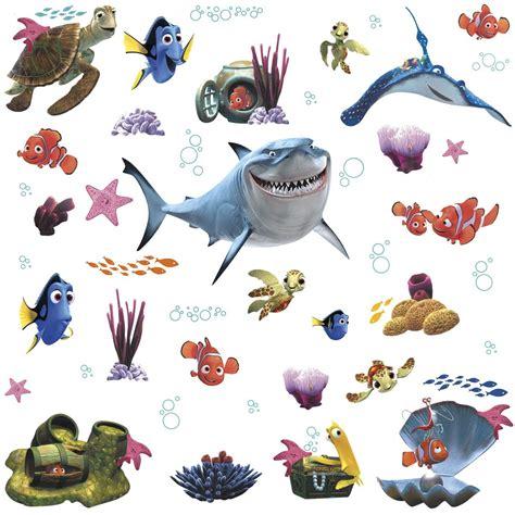 Finding Nemo Stickers