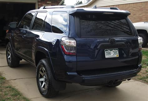 Painting 4runner Valance by Who Has Changed The Color Of Front And Rear Valance