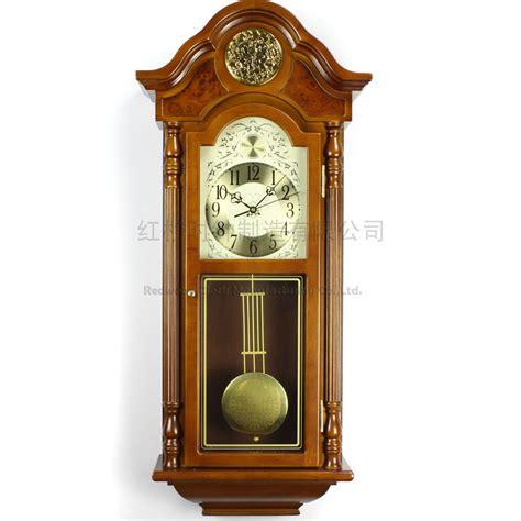 Living Room Pendulum Clock Buy Luxury Home Living Room Wood Wall Clock Pendulum