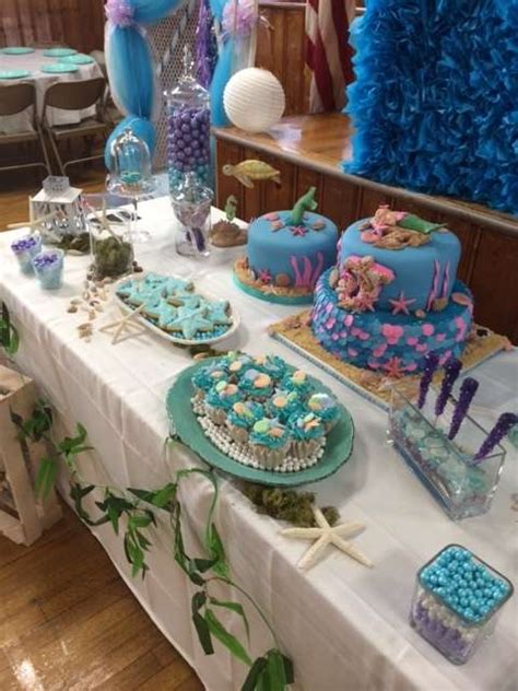 the sea baby shower ideas photo 9 of 17