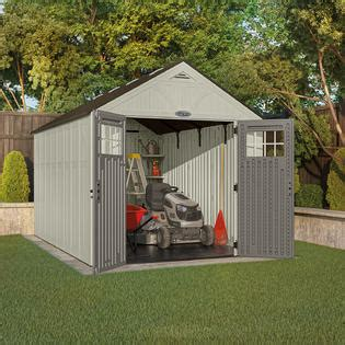 Craftsman Shed 8x4 by Craftsman Cbms8130 8 4 5 Quot X 13 3 Quot Resin Shed 714 Cu
