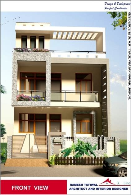 small house front   india house floor plans