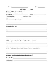 Hs Book Report by Book Report Worksheets High School Book Report Worksheets