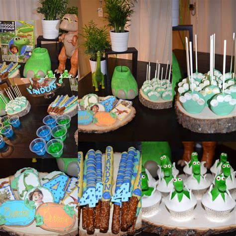 Nice Christmas Theme Party #5: 2e9a83f96b5a68c4f73734c52732b311--the-good-dinosaur-party-dinosaur-birthday-party.jpg