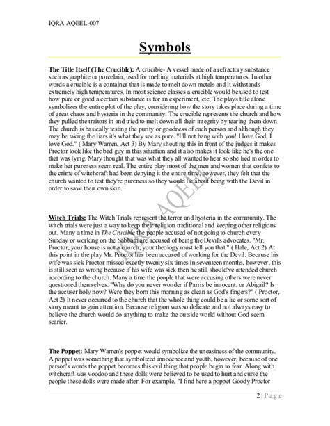 Crucible Essay by College Essays College Application Essays Crucible Essay