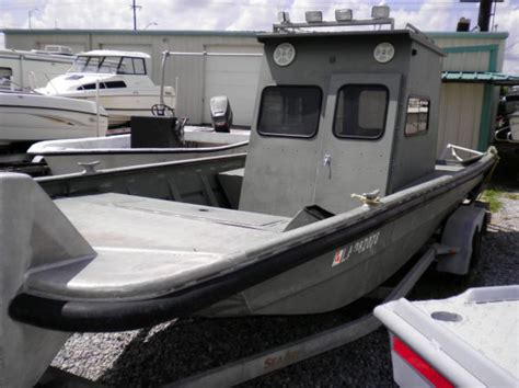 seaark boat dealers in louisiana 2007 sea ark commercial for sale in new orleans