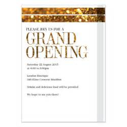 business inauguration invitation card sle grand opening invitations cards on pingg