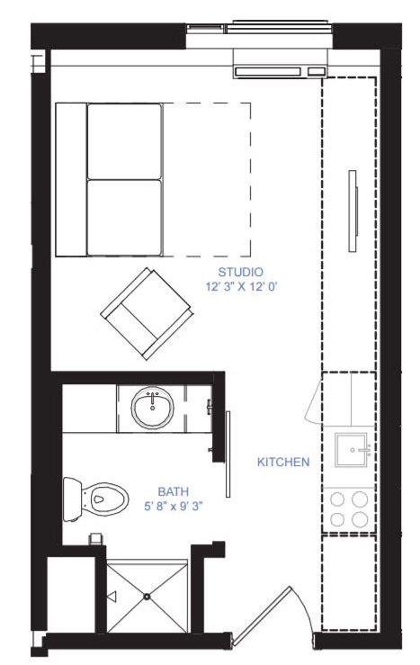 740 Park Avenue Floor Plans studio apartment minneapolis mn