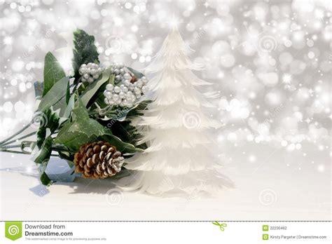 weihnachtsbaum federn weihnachtsbaum der federn stockfoto bild flitter 22230462