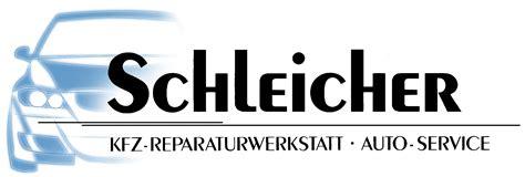 werkstatt logos kfz schleicher de schleicher kfz werkstatt