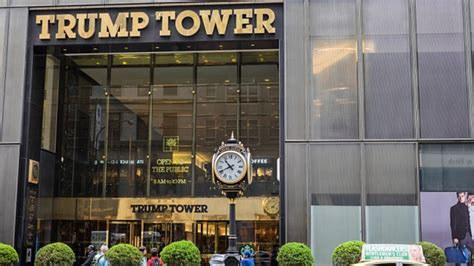 Trump Tower Nyc | peut on visiter la trump tower 224 new york 169 new york