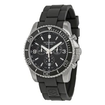 Swiss Army Rubber I Black Gray victorinox watches jomashop