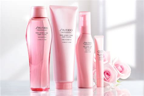 Shiseido The Hair Care Airy Flow Refiner Serum reinvent your look with a hair cut tailored to suit your shape lifestyle and personality