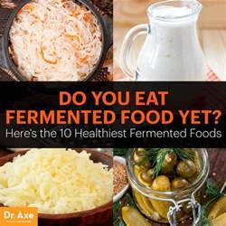 10 healthiest fermented foods vegetables dr axe