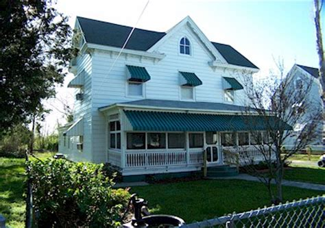 Tangier Island Bed And Breakfast accommodations tangier island