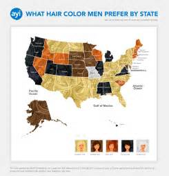 hair color percentages dating which hair color gets the most attention