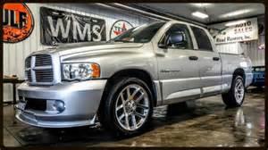 Dodge Viper Truck 2005 Dodge Ram Srt10 Quot Viper Quot Truck For Sale In
