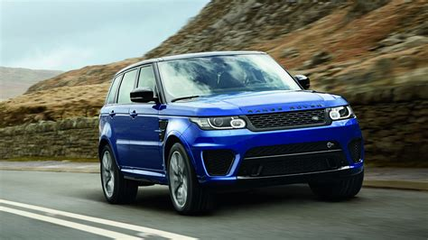 land rover svr range rover sport svr two minute road test motoring