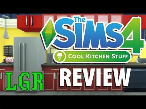 cool kitchen stuff lgr the sims 4 cool kitchen stuff review thesims